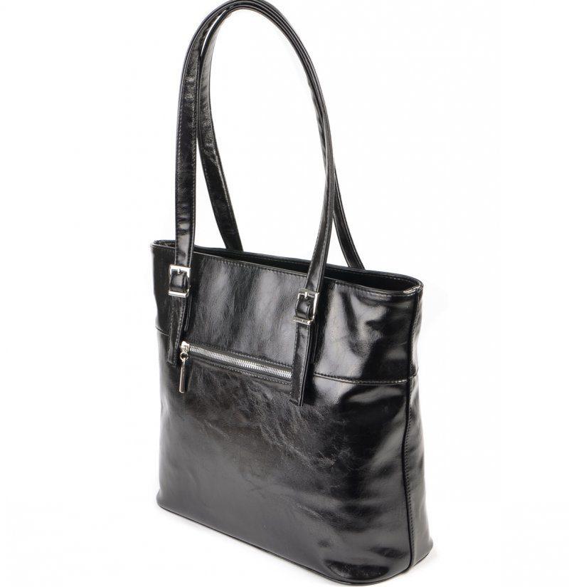 16ed14788b5e Женская сумка из искусственной кожи Monsen KML10М168-27-black – Bag ...